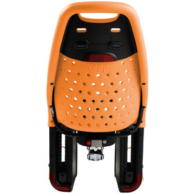 Thule Yepp Maxi Kindersitz Sattelstützenanordnung orange